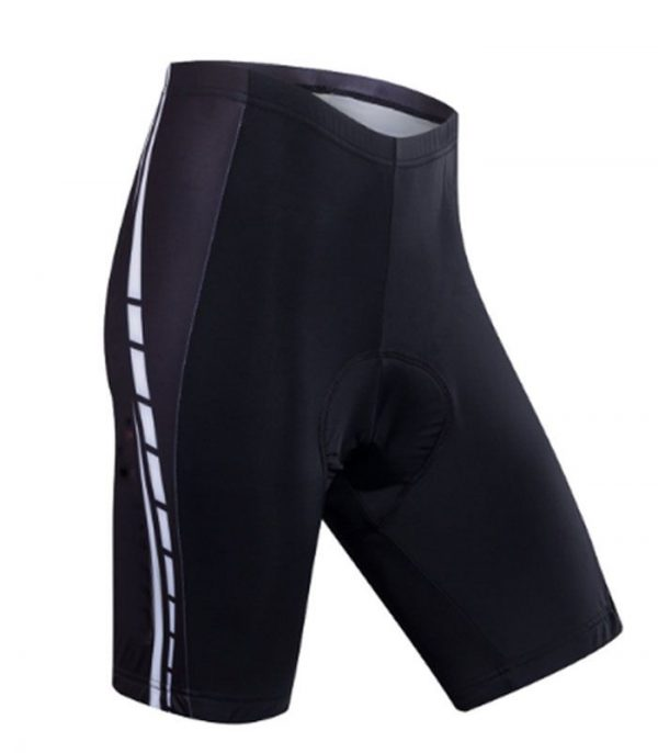 Black Padded Cycling Short Manufacturer