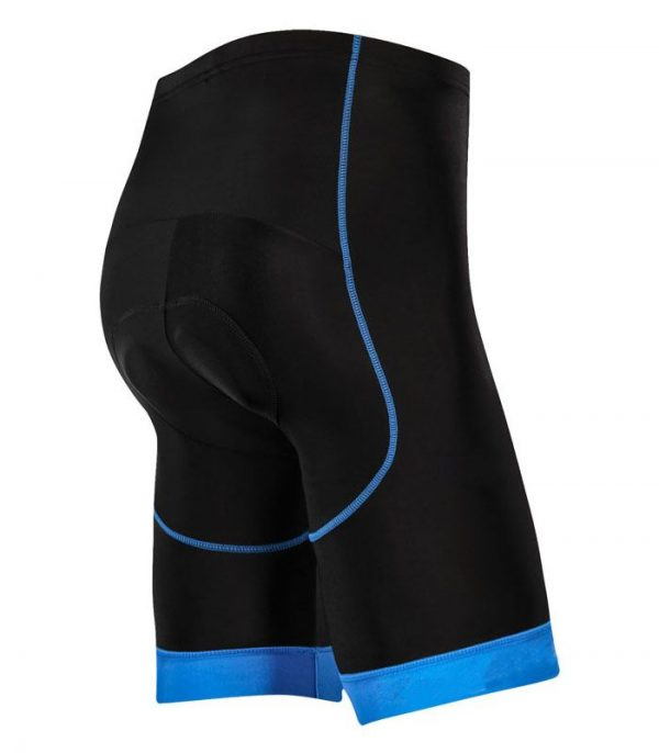 Wholesale Blue Black Mens Cycling Short