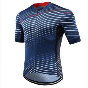 High Quality Mens Custom Cycling Shirt Manufacturer