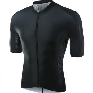 Wholesale Mens Black Cycling Shirt
