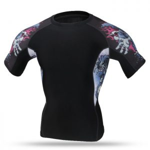 Wholesale Mens Black Summer Bicycle Jersey