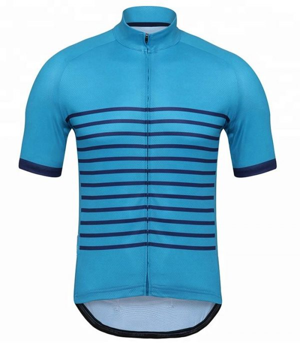 Wholesale Sublimated Mens Cycling Uniform