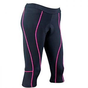 Wholesale Womens 3/4 Designer Cycling Short