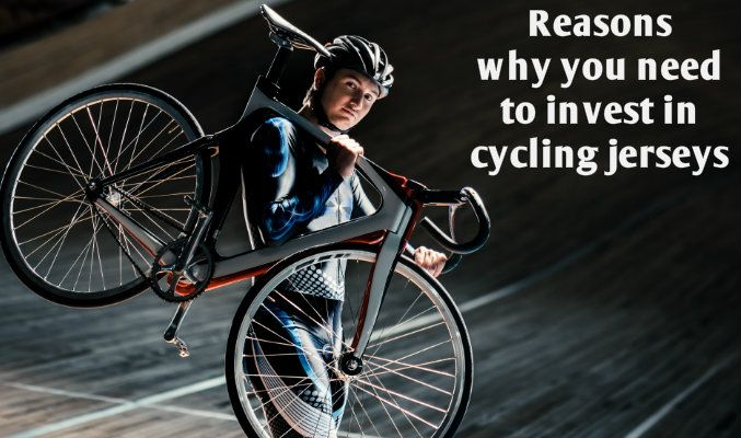 5 Reasons Why You Need To Invest In Cycling Jerseys 5aff9dd48